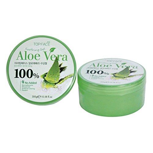 TOPFACE(トップフェイス) アロエベラ スージングジェル 100%の商品画像