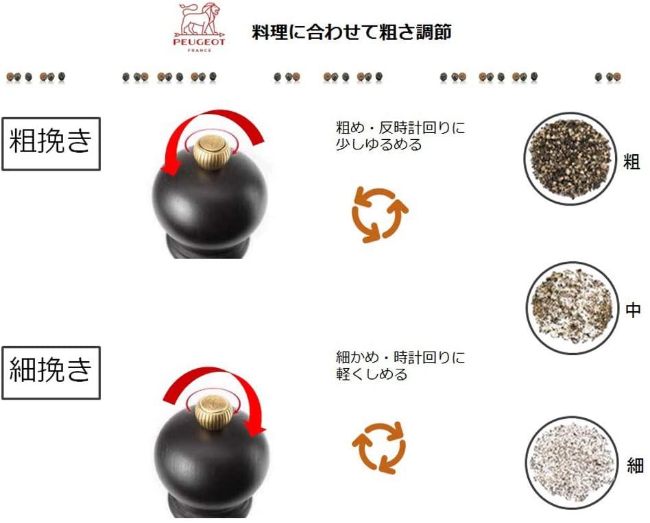PEUGEOT(プジョー)ペッパーミルの商品画像4