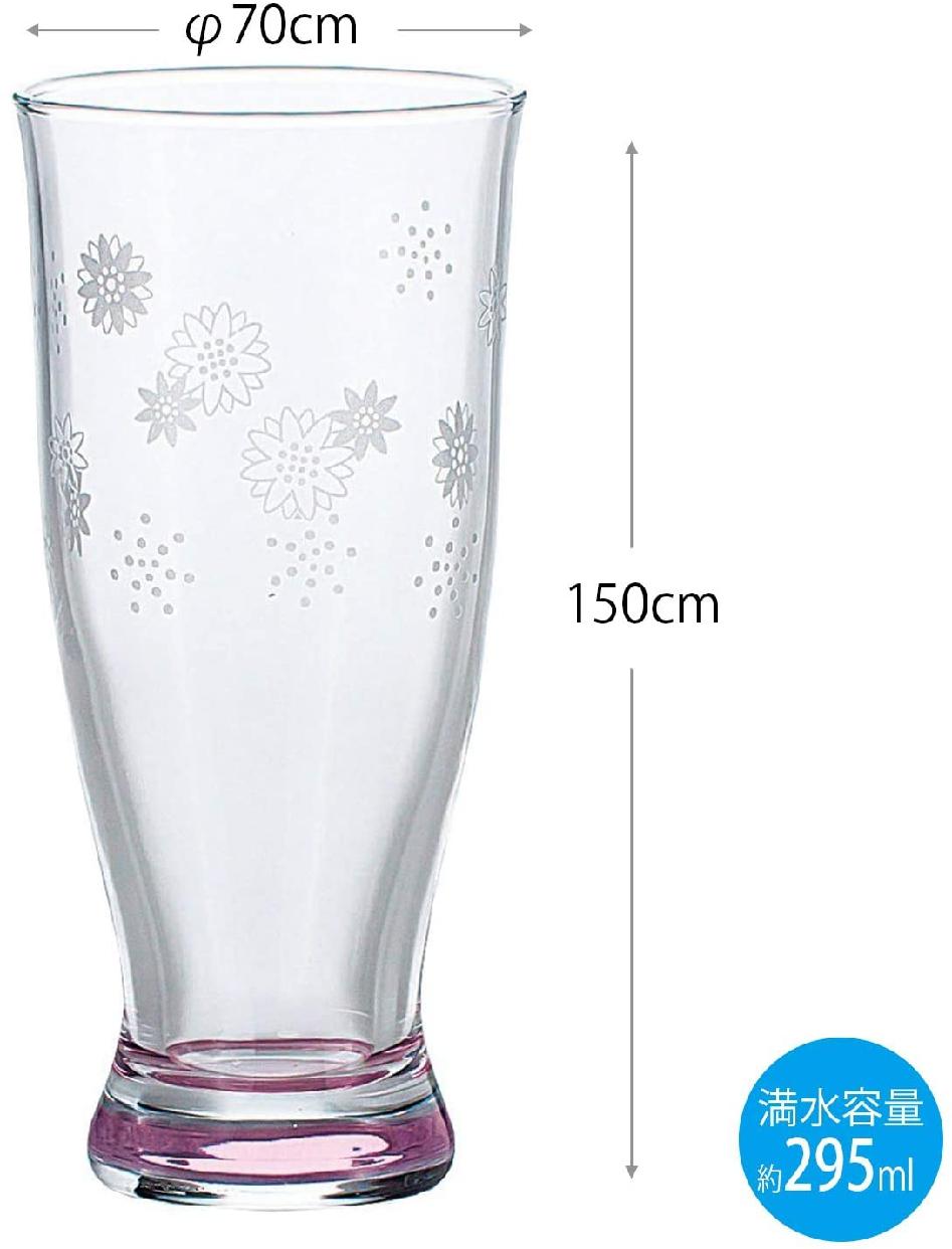 東洋佐々木ガラス じぶん時間ビールグラスB-14110-J235の商品画像2