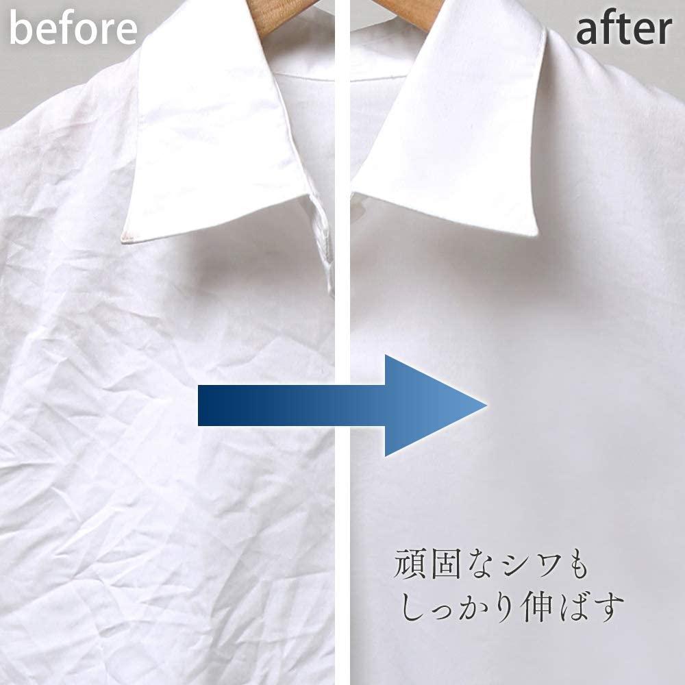 IRIS OHYAMA(アイリスオーヤマ) スチームアイロン SIR-01Aの商品画像3