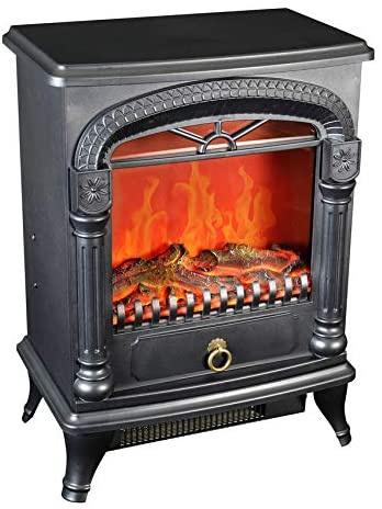 SK Japan(エスケイジャパン) 暖炉型温風ヒーター SKJ-CX1200DSの商品画像2