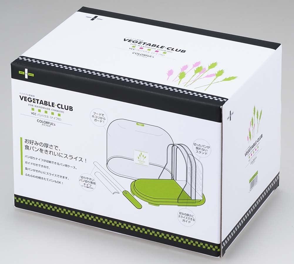 川﨑合成樹脂(KAWASAKI PLASTICS) VCCパンハウス VC-C31グリーンの商品画像3