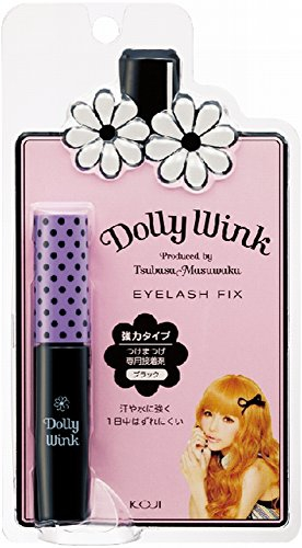 Dolly Wink(ドーリーウインク)アイラッシュフィックス ブラックの商品画像