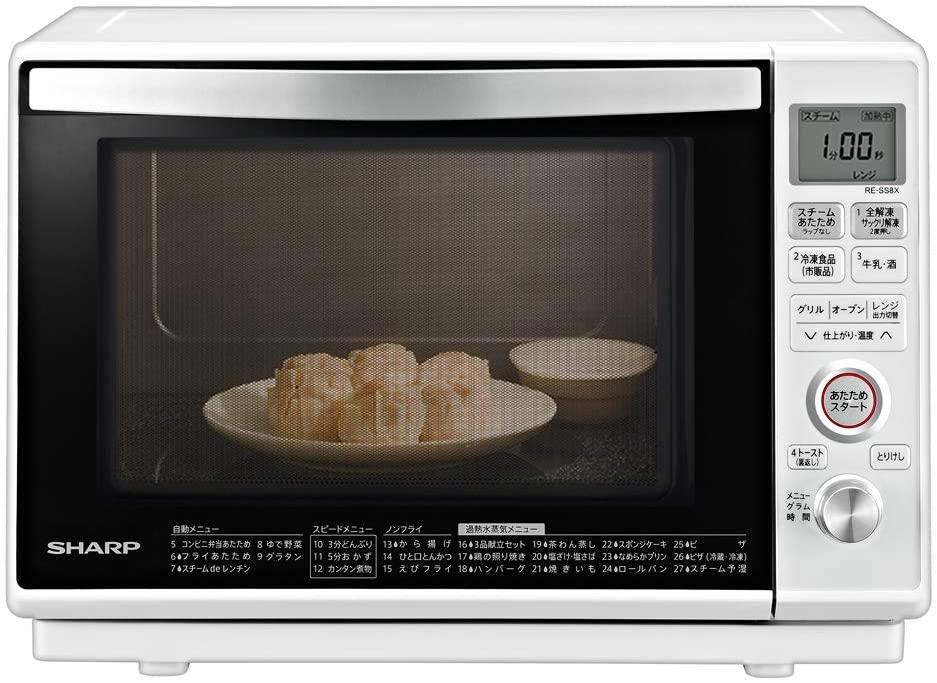 SHARP(シャープ) 過熱水蒸気オーブンレンジ RE-SS8Xの商品画像2