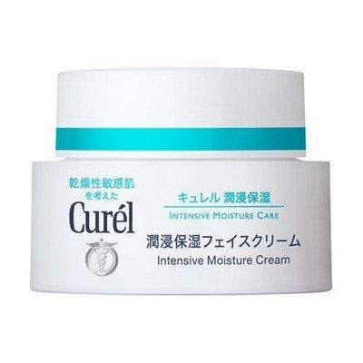 フェイスクリーム・ジェル・バームおすすめ商品:Curel(キュレル) 潤浸保湿フェイスクリーム