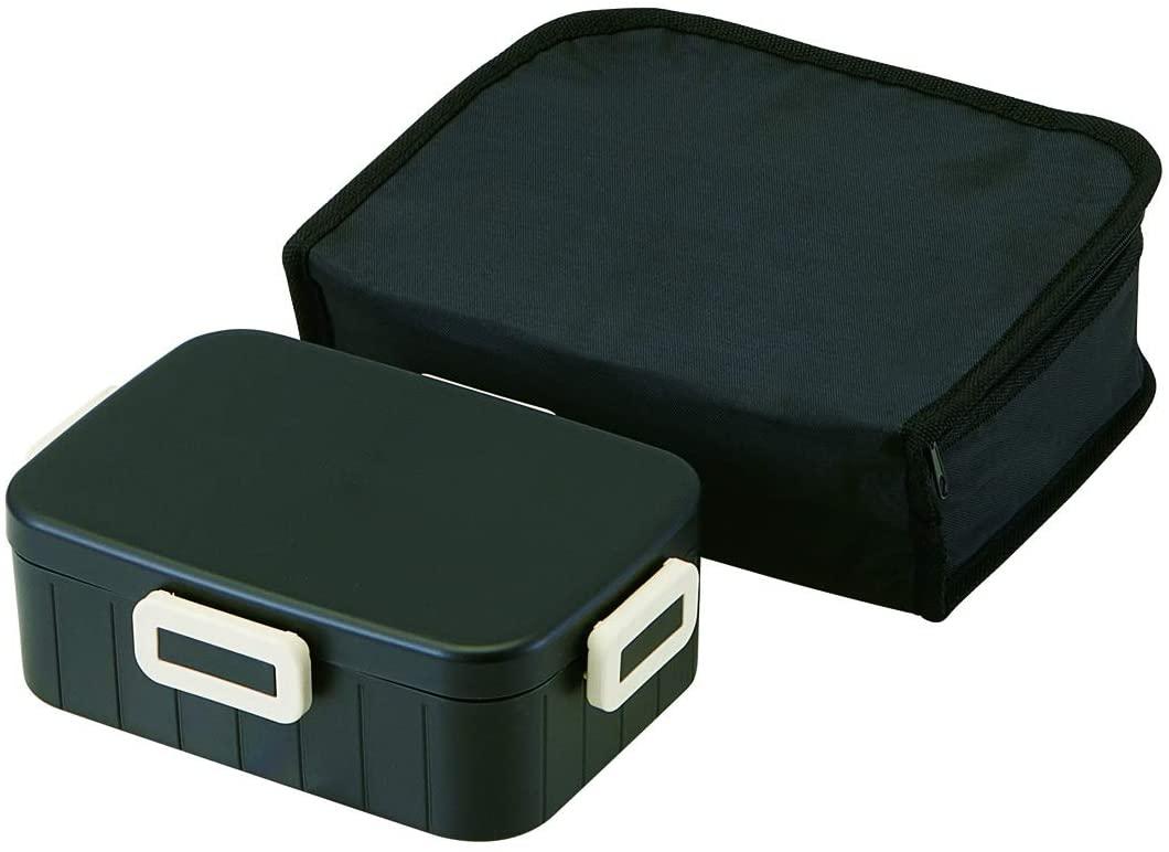 Next Style(ネクストスタイル) 4点ロック 弁当箱 600ml 保冷バック付き YZFL7の商品画像