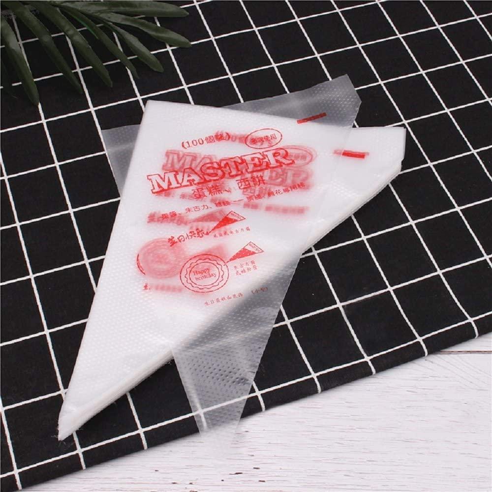 Amandakasa(アマンダカサ) 絞り袋 (中) 100枚入 クリアの商品画像3