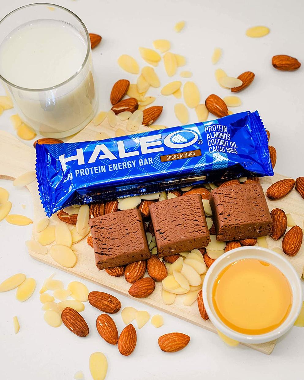 HALEO(ハレオ) プロテインエナジーバーの商品画像4