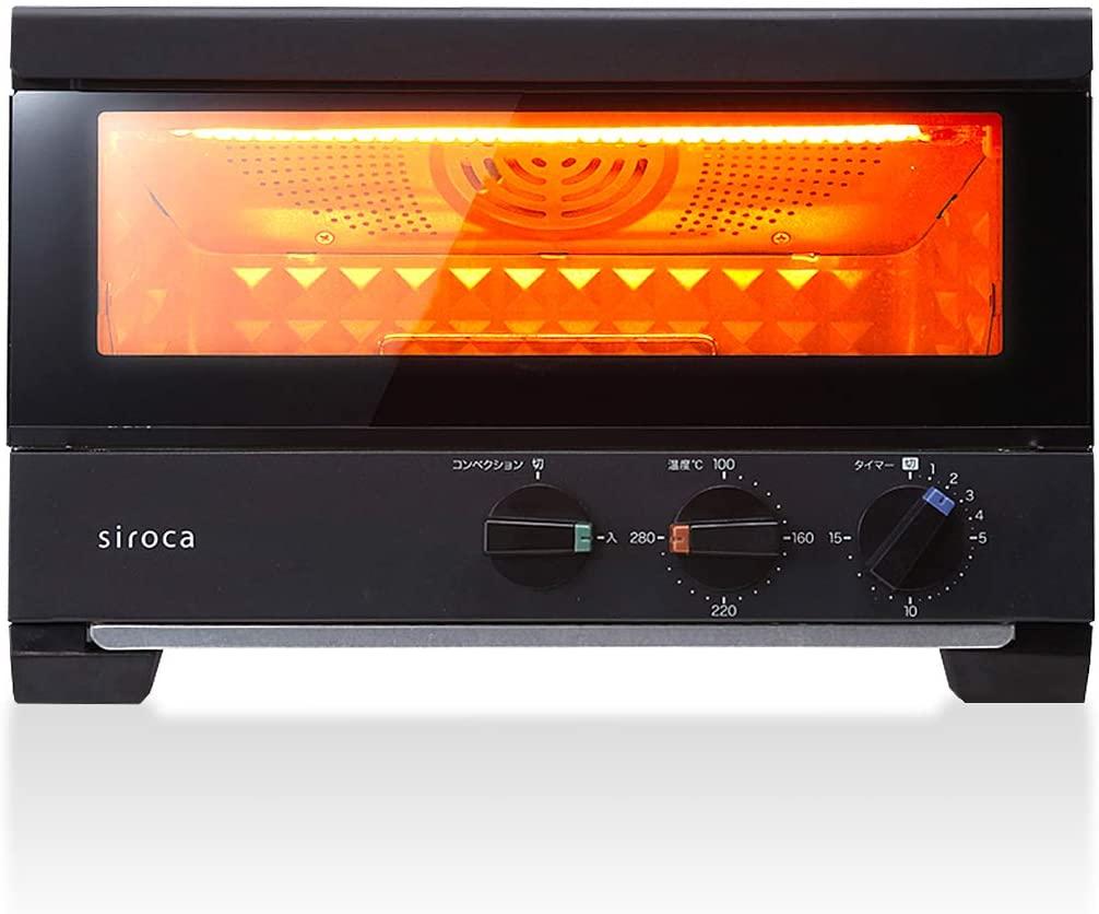 siroca(シロカ) プレミアムオーブントースターすばやきスタンダードモデル2枚焼きST-2A251の商品画像