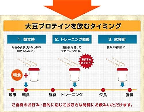 NICHIGA(ニチガ) 大豆プロテイン(国内製造)の商品画像6