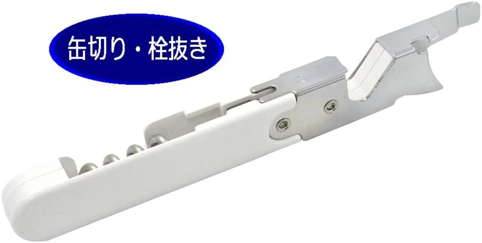 貝印(KAI) 缶切・栓抜・コルク抜き(タブ起こし付) DH7176の商品画像4