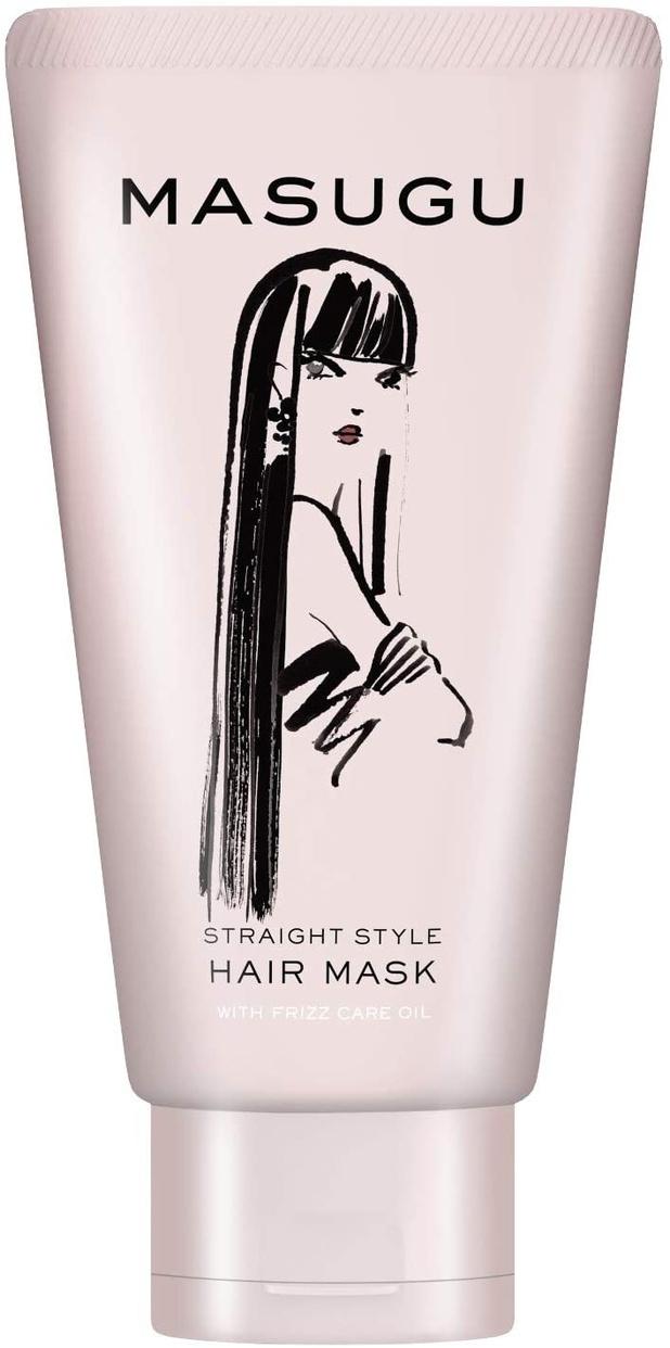 masugu(マッスグ) ストレートスタイル ヘアマスクの商品画像