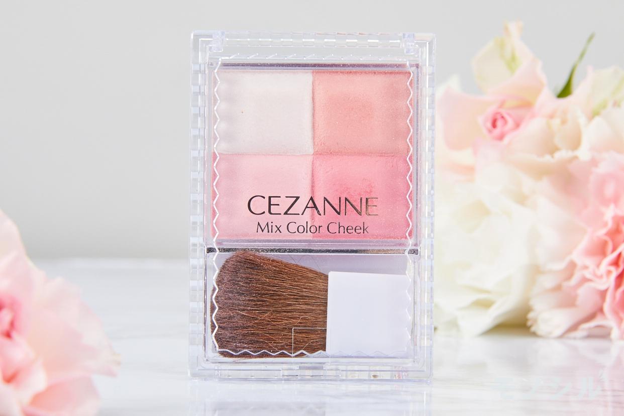 CEZANNE(セザンヌ) ミックスカラーチーク