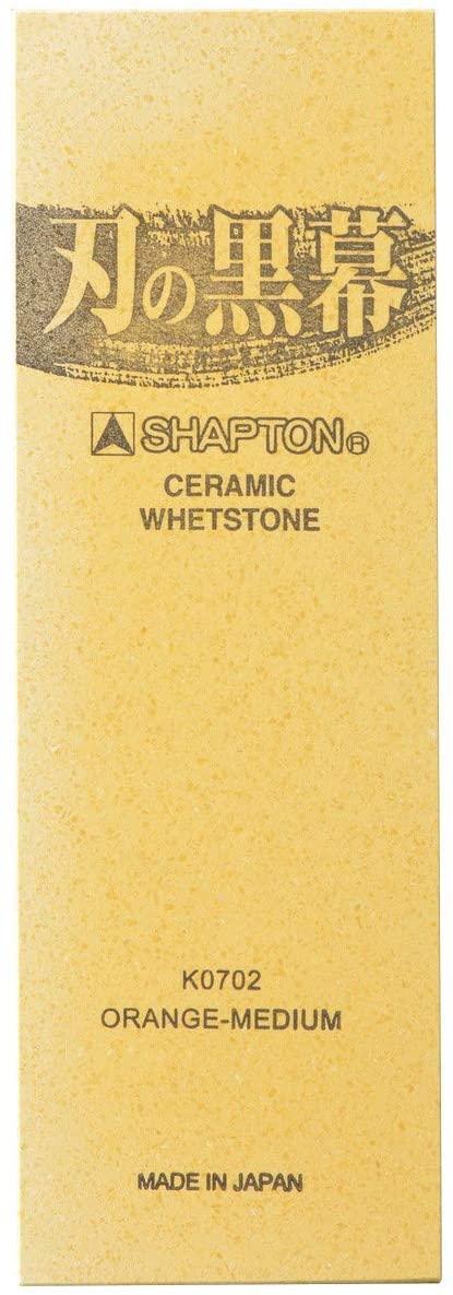 SHAPTON(シャプトン) 刃の黒幕 オレンジ 中砥 #1000の商品画像