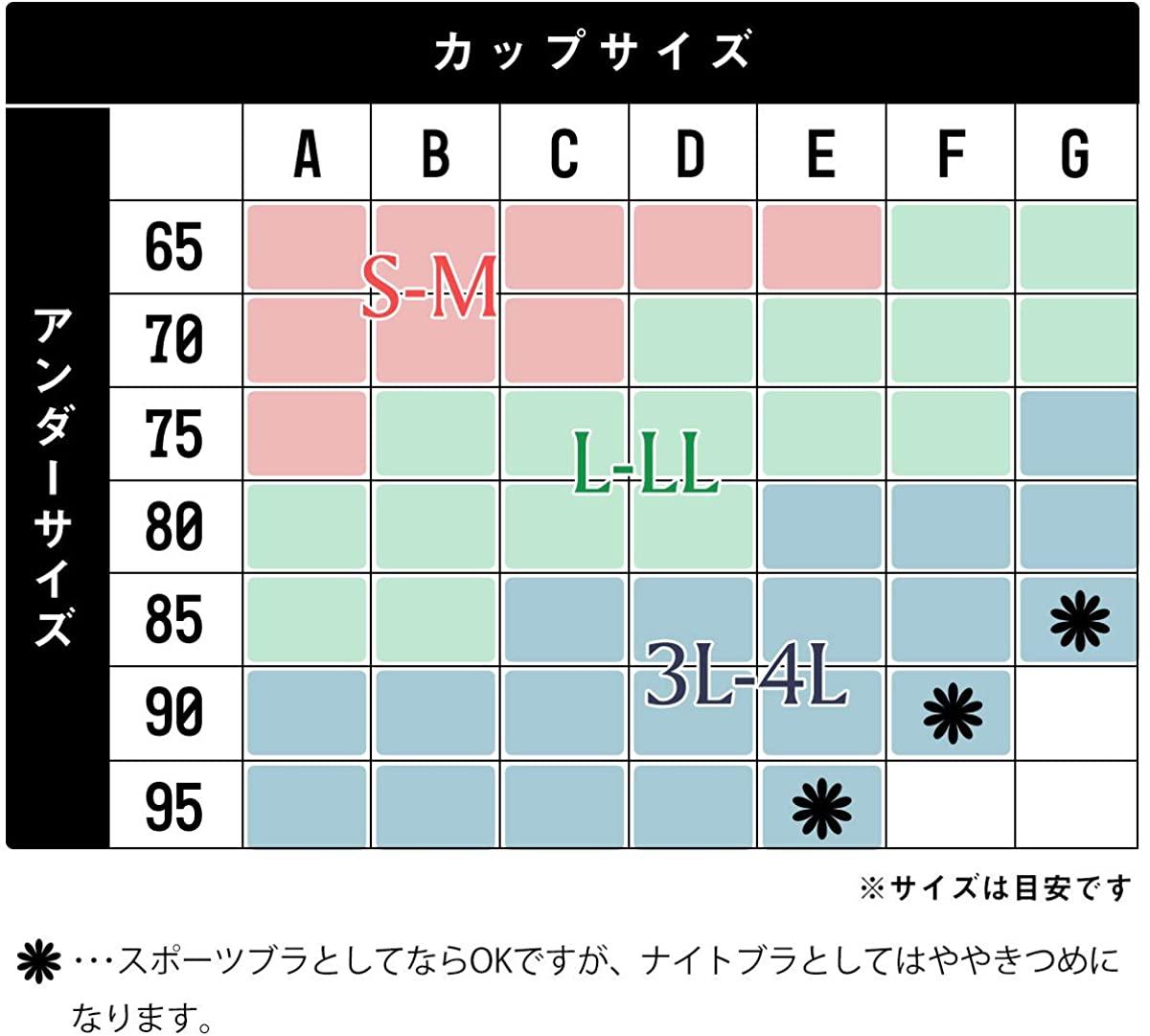 Raku Bra 24(ラクブラニジュウヨン) ナイトブラの商品画像9