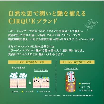 CIRQUE(シルク) トリートメントの商品画像4