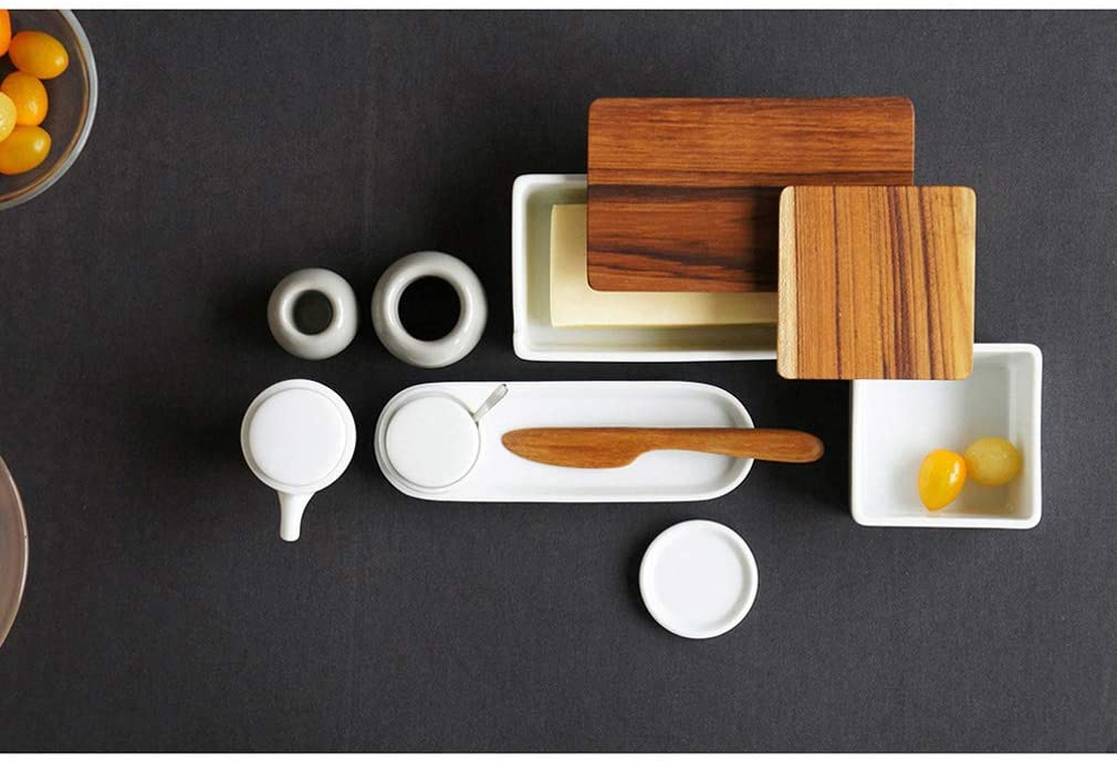 B STYLE KITCHEN(ビースタイルキッチン)木製バターケース 32401の商品画像5