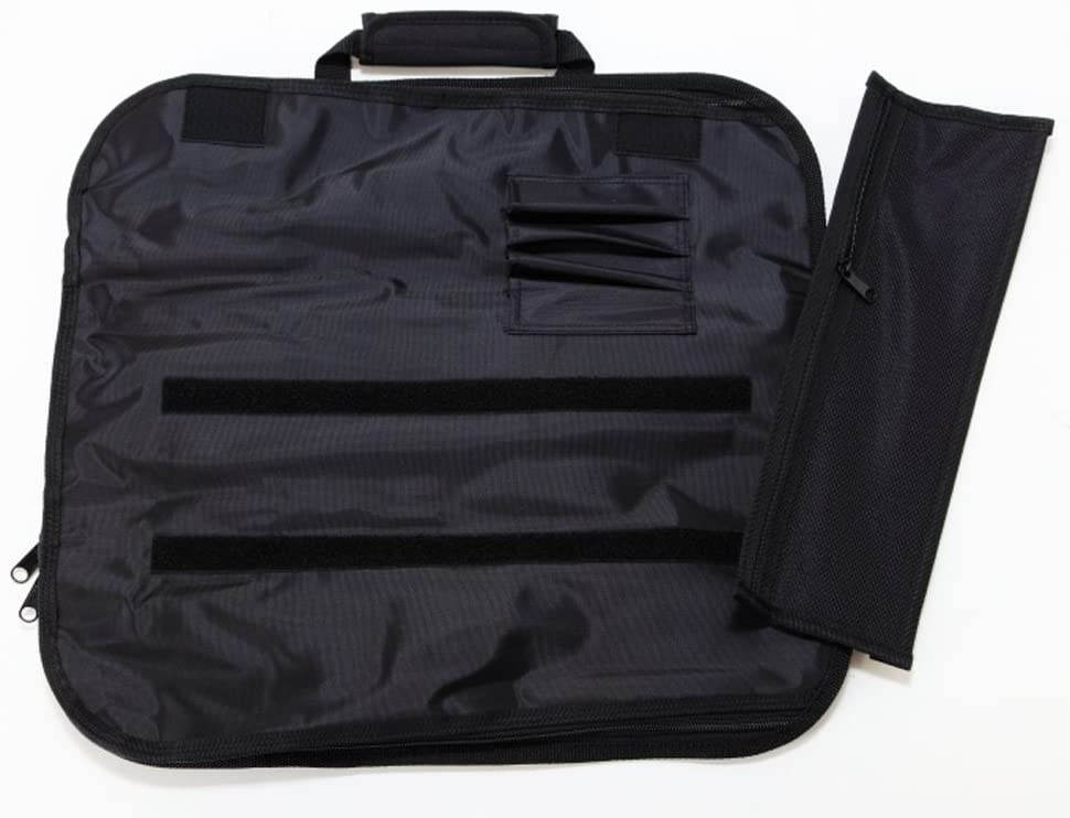 MAC(マック) KR-108 Knife Roll Carrying Bag 包丁ロールバッグ ブラックの商品画像6
