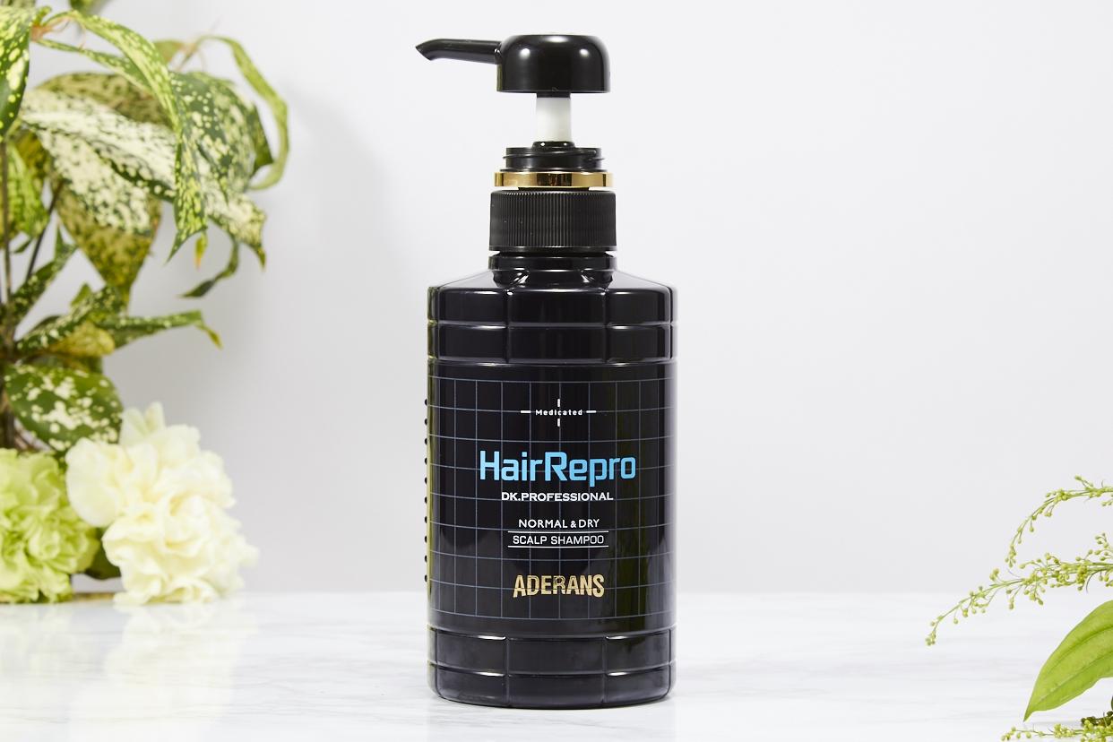 Hair Repro(ヘアリプロ) 薬用スカルプ シャンプー (ノーマル&ドライ)