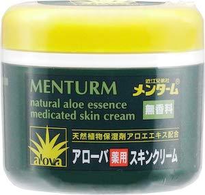 MENTURM(メンターム) アロバクリーム 薬用スキンクリームの商品画像