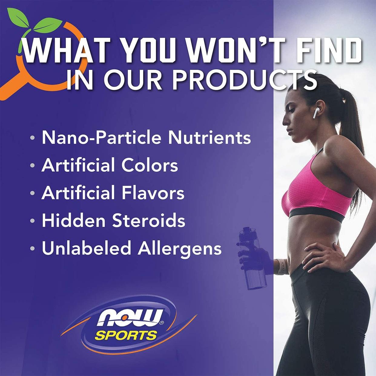 NOW Foods(ナウフーズ) ソイプロテイン アイソレートの商品画像9