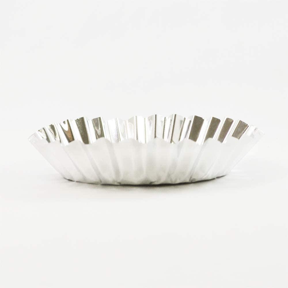 貝印(KAI) 型ばなれしやすいアルミ箔マドレーヌ型 10cm(20枚入り) DL6411の商品画像5