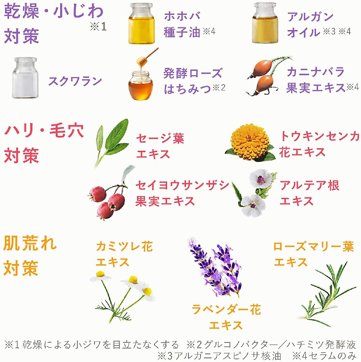 N organic(エヌオーガニック) モイスチュア&バランシング クレンジングミルクの商品画像5