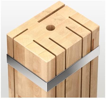 IKEA(イケア) レトレット RETRATT ナイフ立て ブラウンの商品画像5