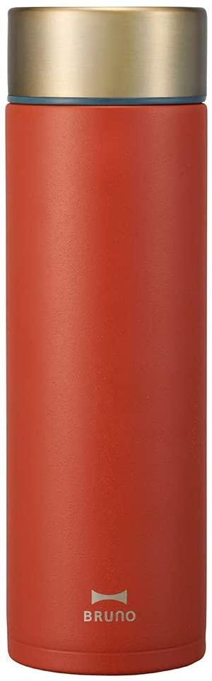 BRUNO(ブルーノ) ステンレスボトル Tall レッド BHK215-RDの商品画像