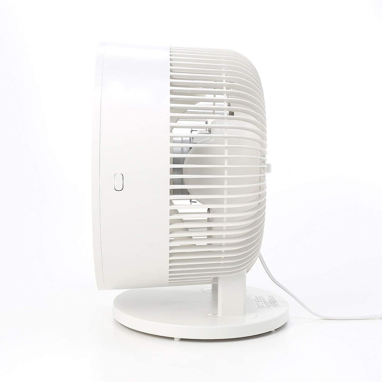 無印良品(MUJI) サーキュレーター(低騒音ファン・大風量タイプ) AT-CF26R-Wの商品画像8