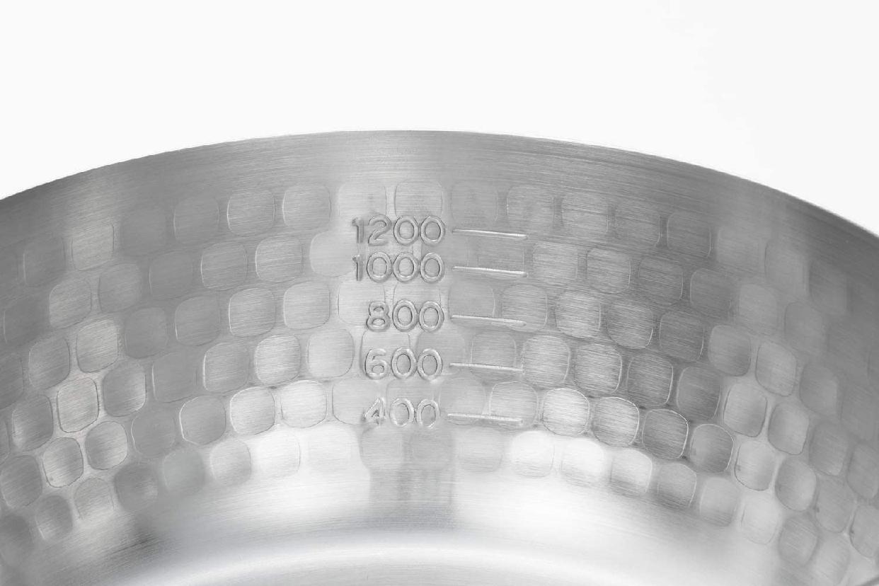 YOSHIKAWA(ヨシカワ) 両口ステンレス雪平鍋の商品画像2