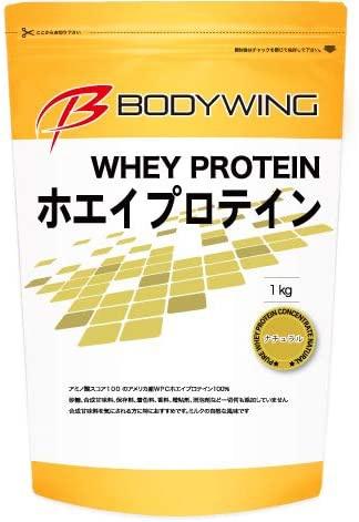 BodyWing(ボディウイング) ホエイプロテイン ナチュラルの商品画像