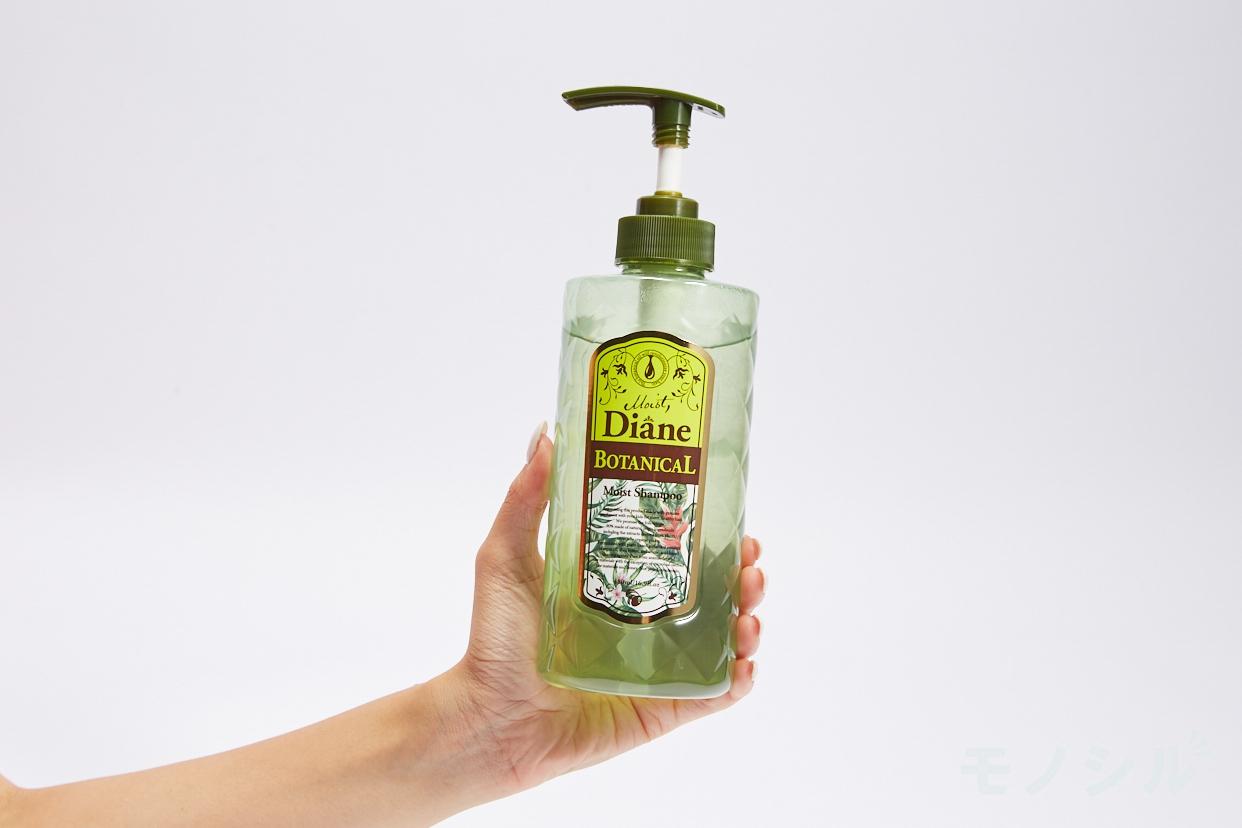 Diane(ダイアン) ボタニカルシャンプー モイストの商品画像2 手持ちの商品画像