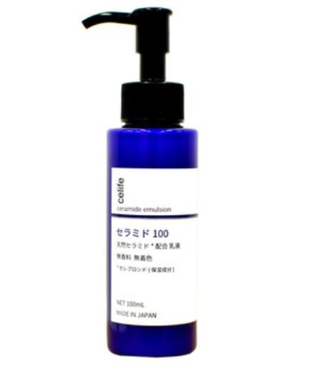 celife(セライフ) 天然セラミド配合乳液 セラミド100の商品画像