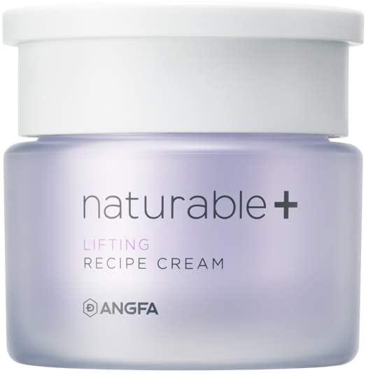 naturable+(ナチュラブルプラス) レシピクリーム リフティングの商品画像