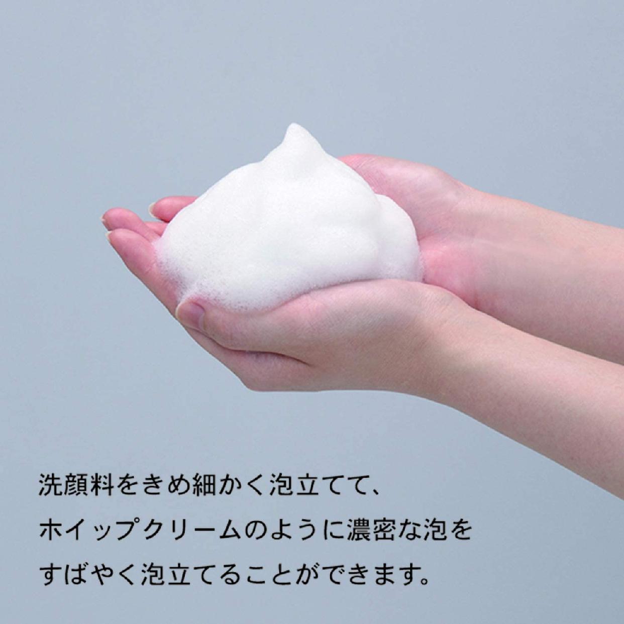 小久保工業所(こくぼこうぎょうしょ)ホイップ洗顔の商品画像3