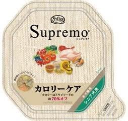 Nutro(ニュートロ) シュプレモ ウェットフード カロリーケア シニア用 100g×24個の商品画像