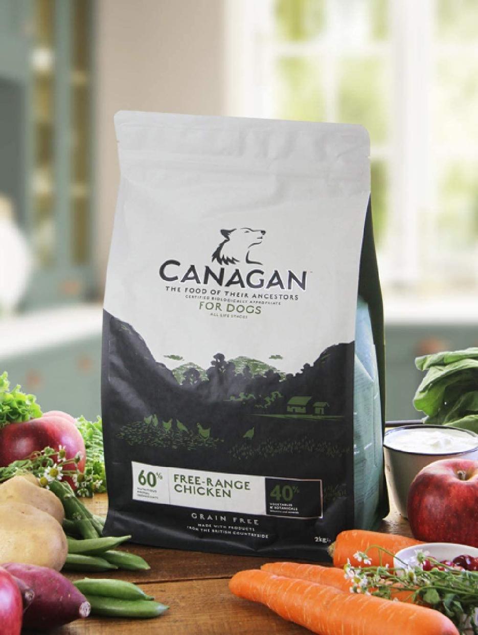 CANAGAN(カナガン) ドッグフード チキンの商品画像4