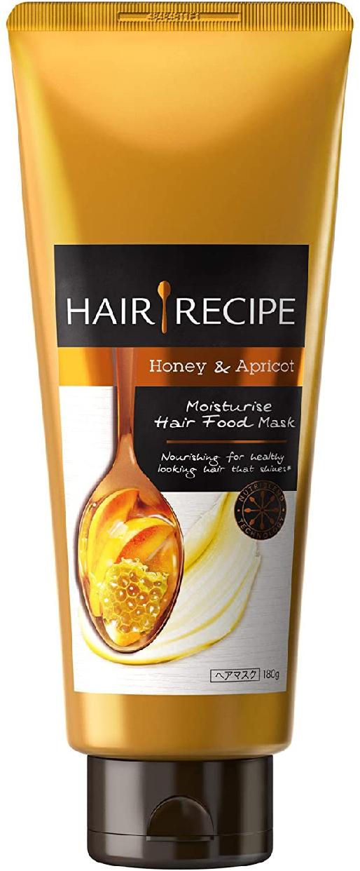HAIR RECIPE(ヘアレシピ) ハニー アプリコット  エンリッチ モイスチャー レシピ トリートメント