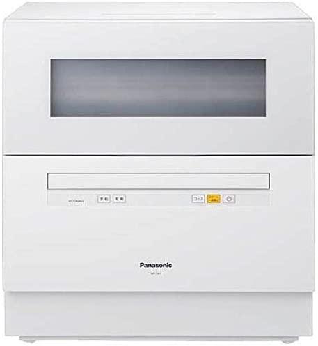 Panasonic(パナソニック) 食器洗い乾燥機 NP-TH1-W(ホワイト)の商品画像