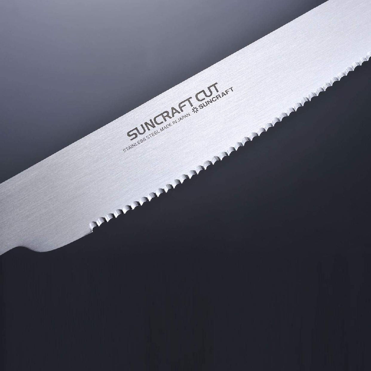 SUNCRAFT(サンクラフト) スムーズパン切りナイフ HE-2101の商品画像10