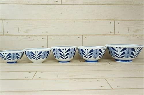 KitchenMartD-まちのうつわ屋さん- オーランド うすかる  麺鉢 19cm 藍色の商品画像6