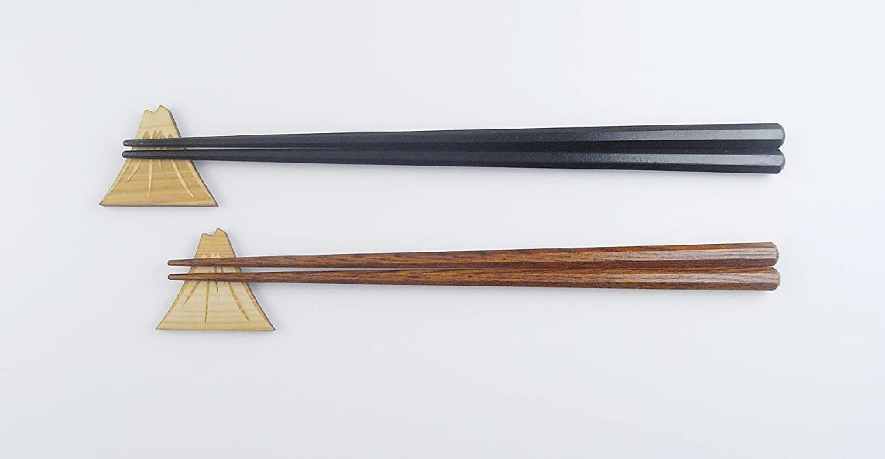 兵左衛門(ヒョウザエモン) 丸八箸夫婦セット X-826 23.5cm、21.5cmの商品画像2