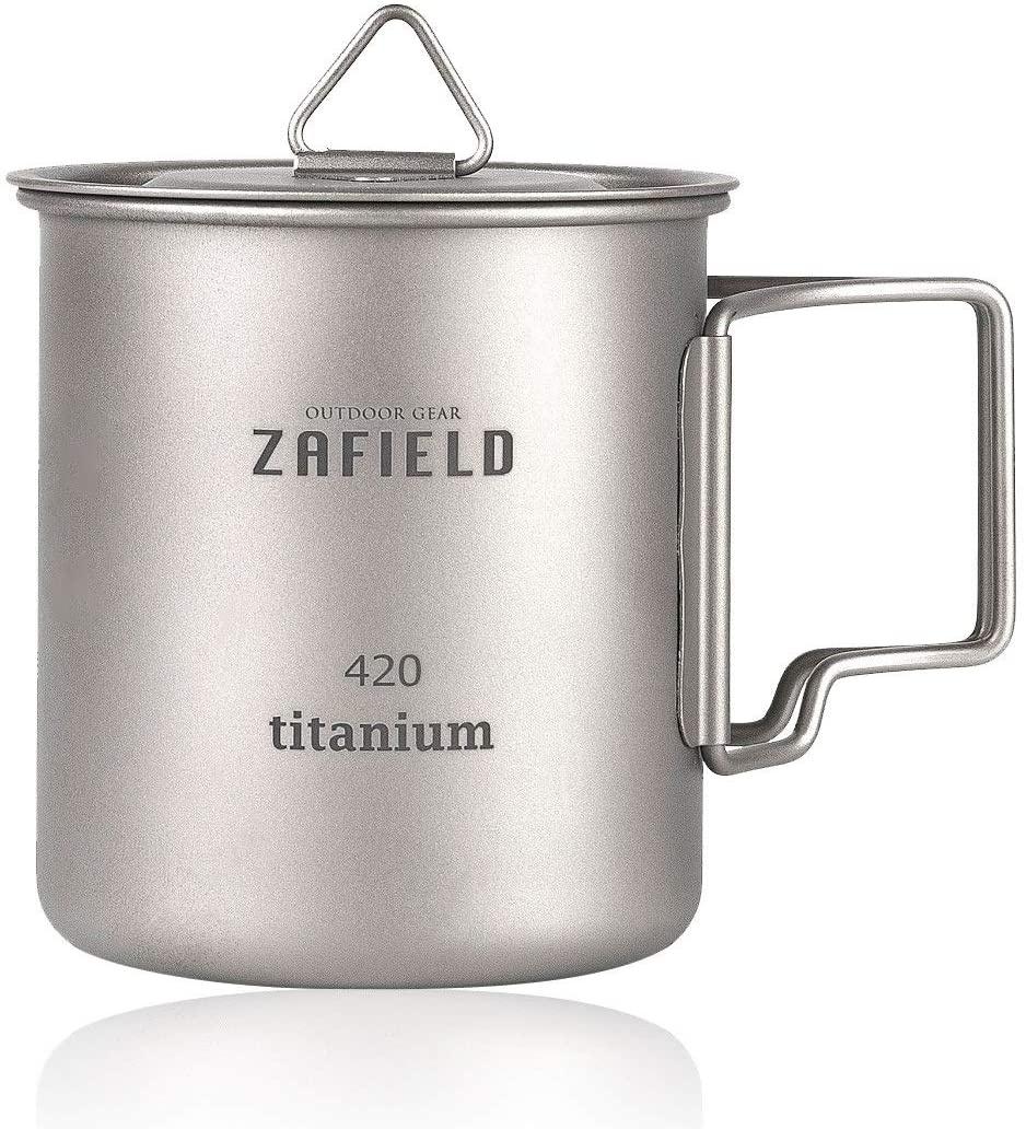 ZAFIELD(ザフィールド) チタンカップの商品画像