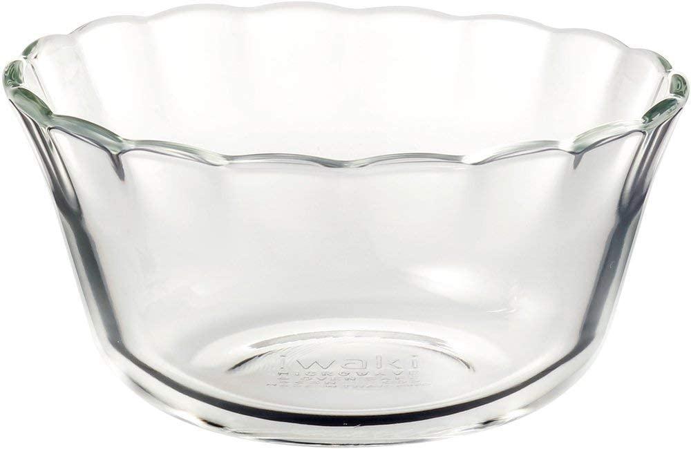 iwaki(イワキ)カスタードカップ KBC463N クリアの商品画像5