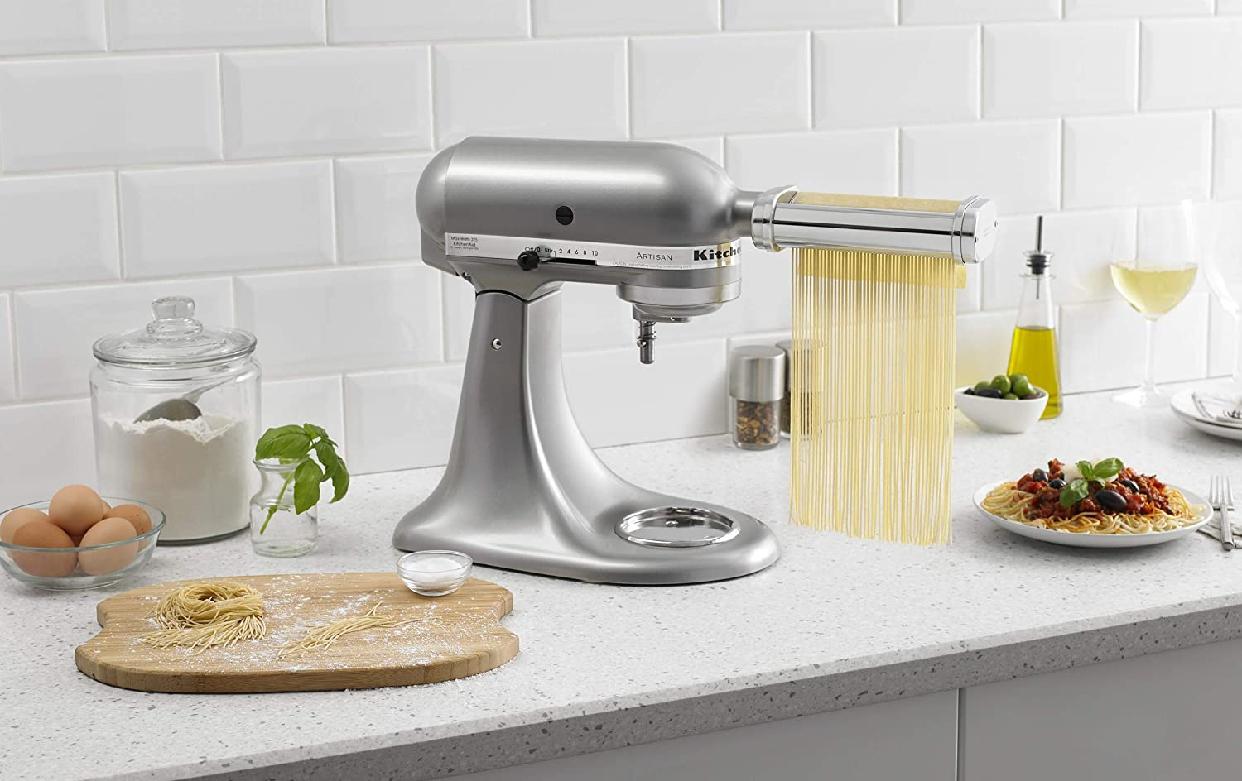 KitchenAid(キッチンエイド) パスタローラー&カッターセット KSMPRAの商品画像6