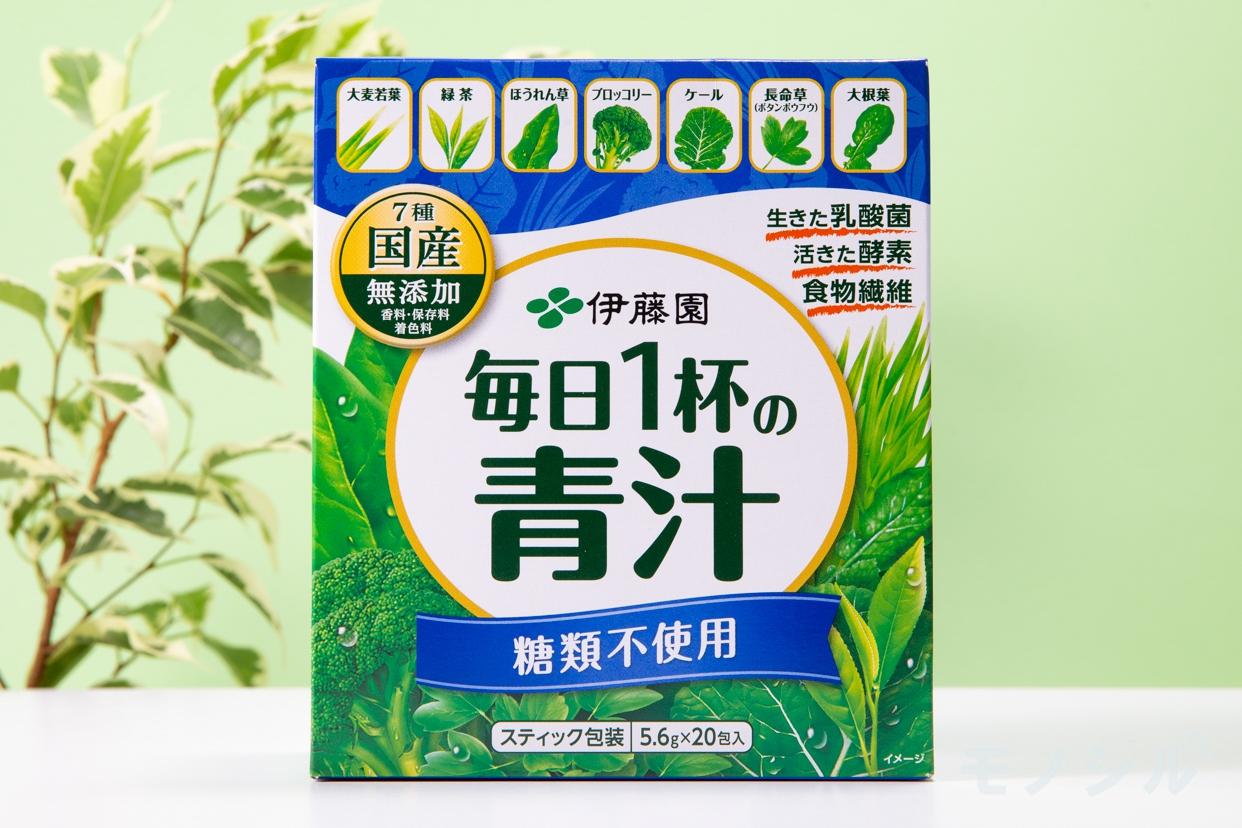 伊藤園(イトウエン) 毎日1杯の青汁 糖類不使用
