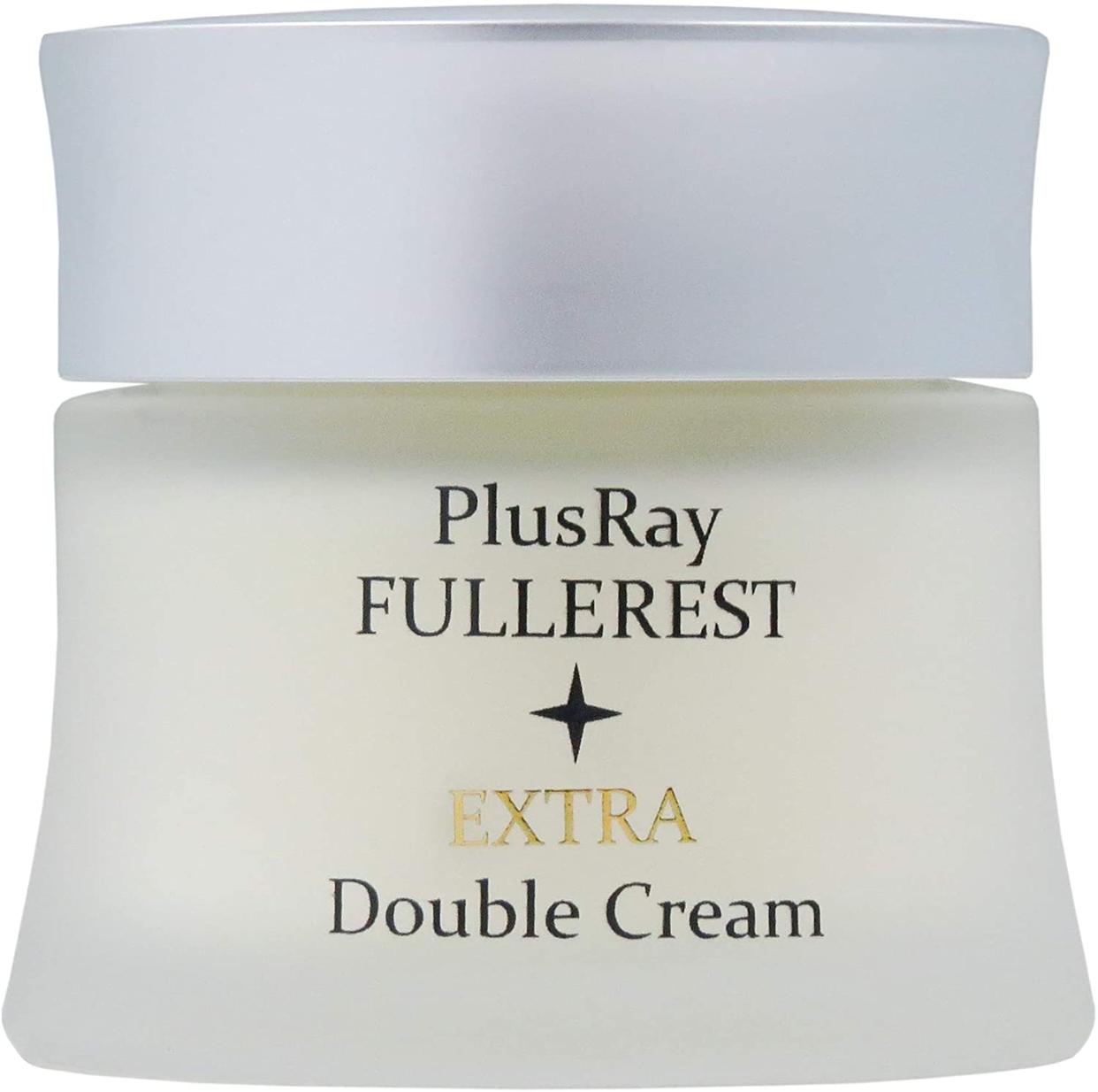 PlusRay(プラスレイ)フラーレストエクストラダブルクリームの商品画像