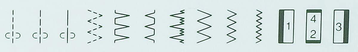 JANOME(ジャノメ) JN508DXの商品画像15