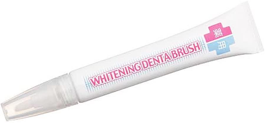 シーヴァ 薬用ホワイトニングデンタブラッシュEX 12mlの商品画像